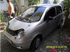 Daewoo Matiz 2012 ����� ��������� | ���� ����������: 05.10.2012