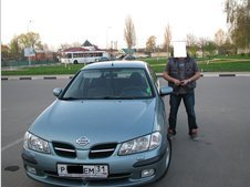 Nissan Almera 2003 ����� ��������� | ���� ����������: 06.10.2012