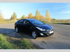 Hyundai Elantra 2012 ����� ��������� | ���� ����������: 13.10.2012