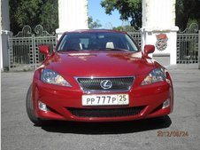 Lexus IS250 2007 ����� ��������� | ���� ����������: 22.10.2012