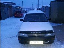 Toyota Corolla 1998 ����� ��������� | ���� ����������: 02.11.2012