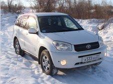 Toyota RAV4 2003 ����� ���������   ���� ����������: 05.12.2012
