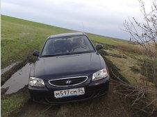 Hyundai Accent 2008 ����� ��������� | ���� ����������: 21.12.2012