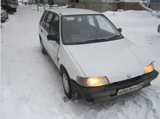 Honda Civic Shuttle 1989 ����� ��������� | ���� ����������: 10.01.2013