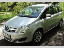 Opel Zafira 2008 ����� ���������   ���� ����������: 17.01.2013