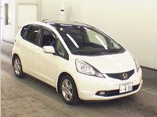 Honda Fit 2008 ����� ��������� | ���� ����������: 31.01.2013