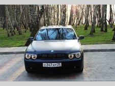 BMW 7-Series 2003 ����� ��������� | ���� ����������: 02.02.2013