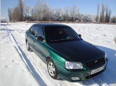 Hyundai Accent 2001 ����� ��������� | ���� ����������: 04.02.2013