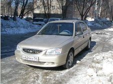 Hyundai Accent 2004 ����� ��������� | ���� ����������: 11.02.2013