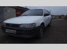 Toyota Corolla 1995 ����� ��������� | ���� ����������: 18.02.2013
