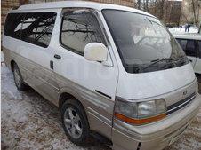 Toyota Hiace 1990 ����� ��������� | ���� ����������: 22.02.2013