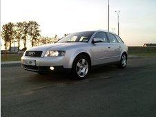 Audi A4 2001 ����� ��������� | ���� ����������: 17.04.2013