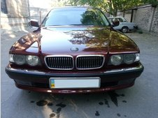 BMW 7-Series 2000 ����� ��������� | ���� ����������: 03.06.2013