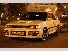 Toyota Corolla 1989 ����� ��������� | ���� ����������: 01.08.2009