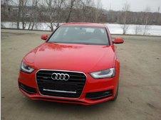 Audi A4  ����� ��������� | ���� ����������: 05.08.2013