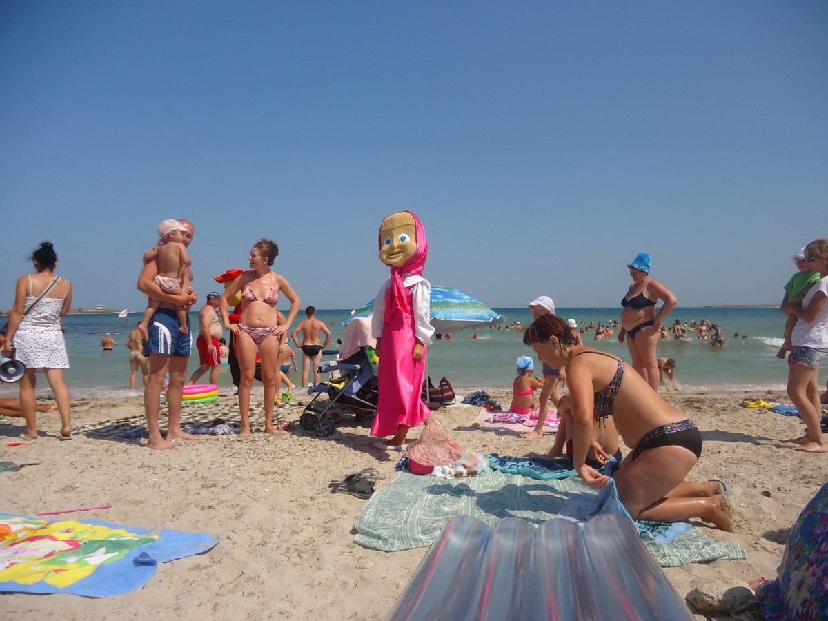 Снялись трусики на пляже 22 фотография