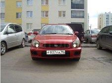 Subaru Impreza 2001 ����� ��������� | ���� ����������: 30.09.2013