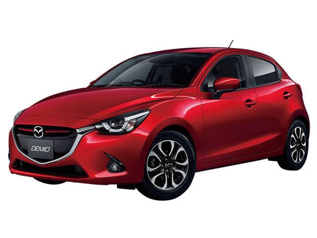 Mazda Demio (Мазда Демио)