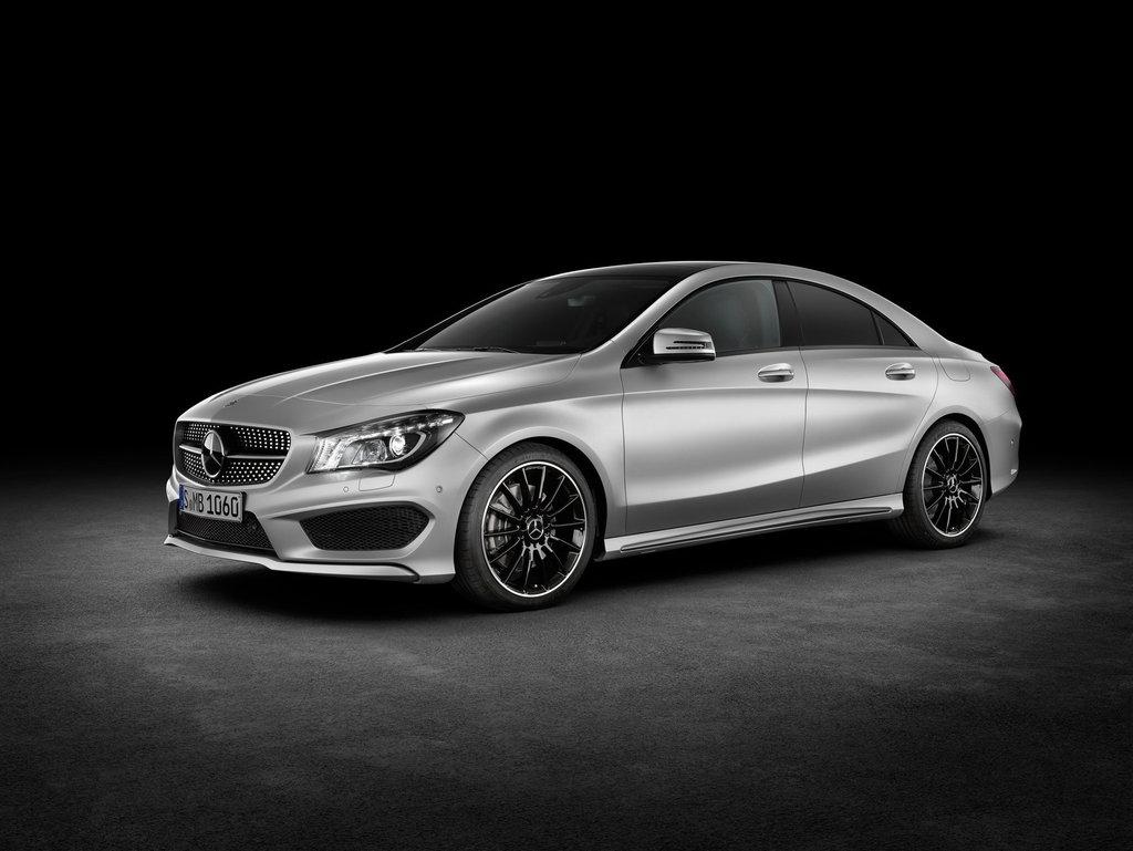 Mercedes-Benz CLA-Class C117, 2013 04 -