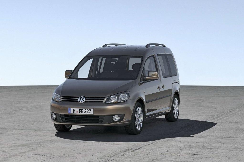 Volkswagen caddy фото 7