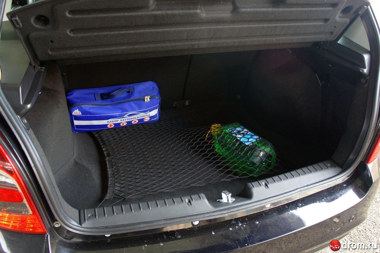 Багажник для калины универсал