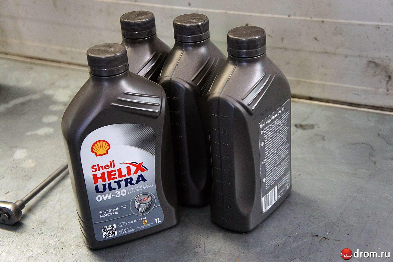 skoda fabia бензин моторное масло