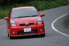 ������ � Toyota Vitz