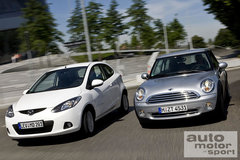 ������ � Mazda Mazda2