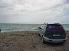 ������ � Mitsubishi Space Runner