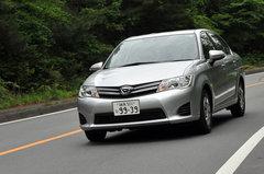 ������ � Toyota Corolla Fielder