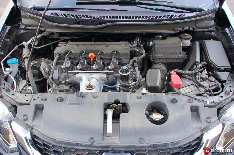 honda civic устанавливаемые моторы