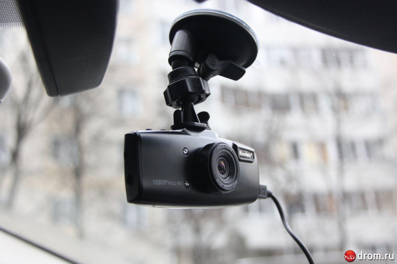 Видеорегистратор с автофокусом