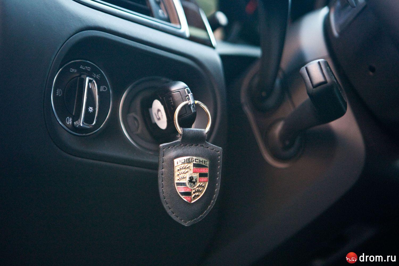 Корпус На Ключ От Porsche Cayenne