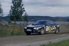 Subaru STI - тест драйв
