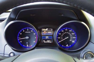 Subaru Legacy шестого поколения