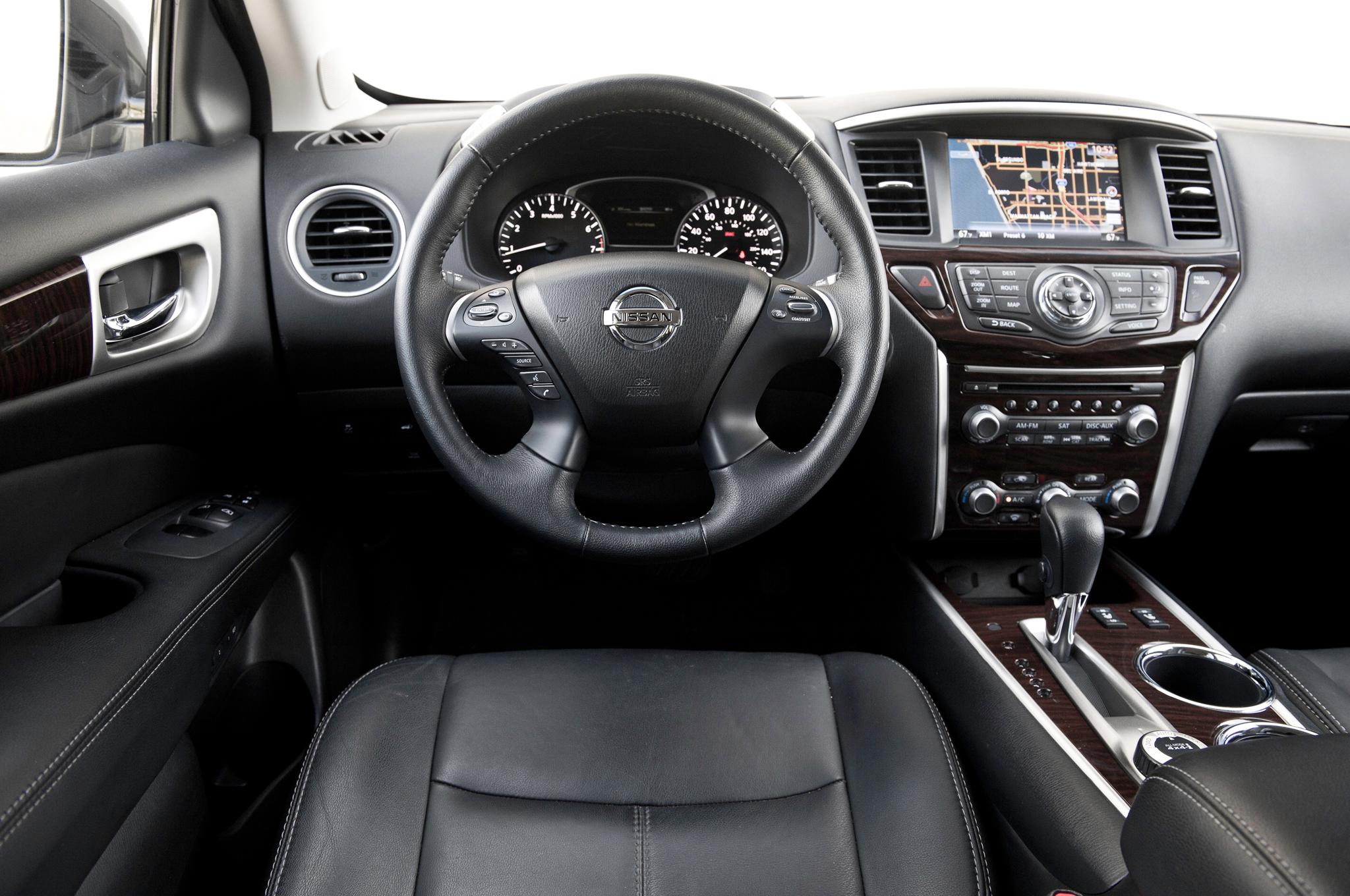2014 Nissan Pathfinder 4X4 gallery