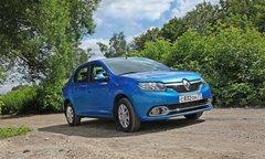 ������ � Renault Logan