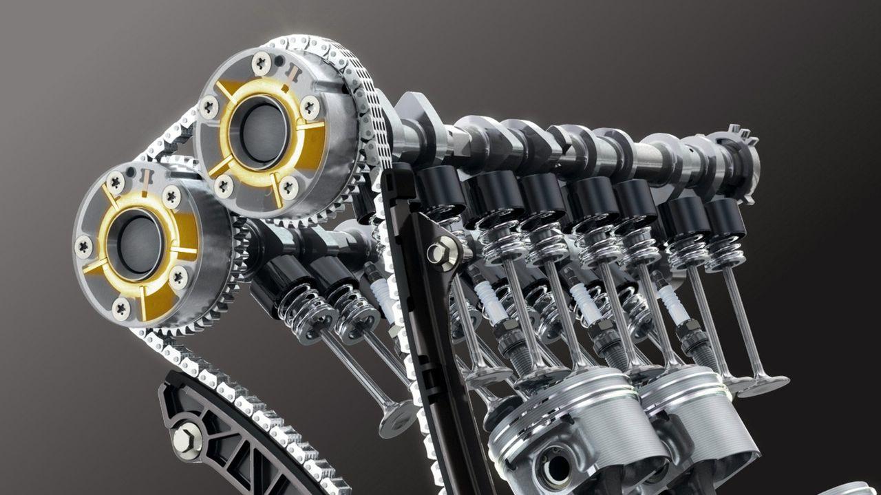 схема двигатель 2л фси
