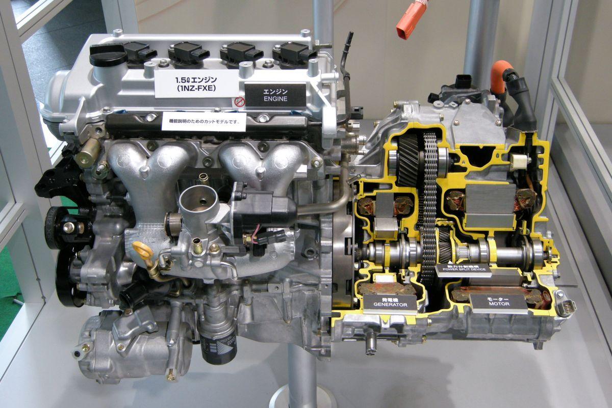 вечный двигатель первого рода схема