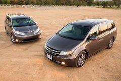 ������ � Honda Odyssey