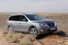 ����-����� ������ Nissan Pathfinder. ������������