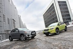 Статья о Mitsubishi ASX