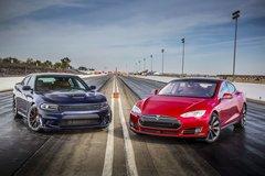 ������ � Tesla Model S