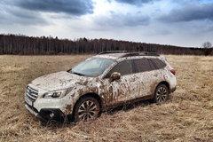 ������ � Subaru Outback