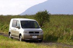 Статья о Honda Mobilio Spike