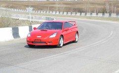 Статья о Toyota Celica