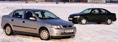 ������ � Opel Astra
