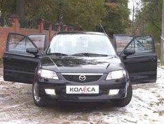 ������ � Mazda 323