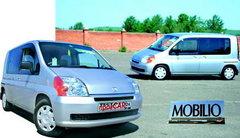 ������ � Honda Mobilio
