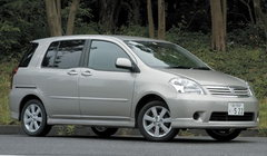 ������ � Toyota Raum